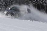 インフォメーション | 【動画】三橋淳がレクサスで雪上を疾走