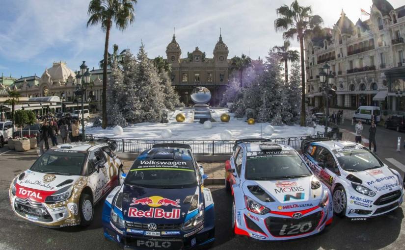 ラリー/WRC | WRC参戦の3メーカー、今後2週間以内にも17年規定WRカーをシェイクダウン