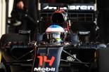 F1 | アロンソ「走れず落胆。来週は正念場に」