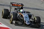 F1 | フォース・インディアのセリス、FP1デビューへの準備進める