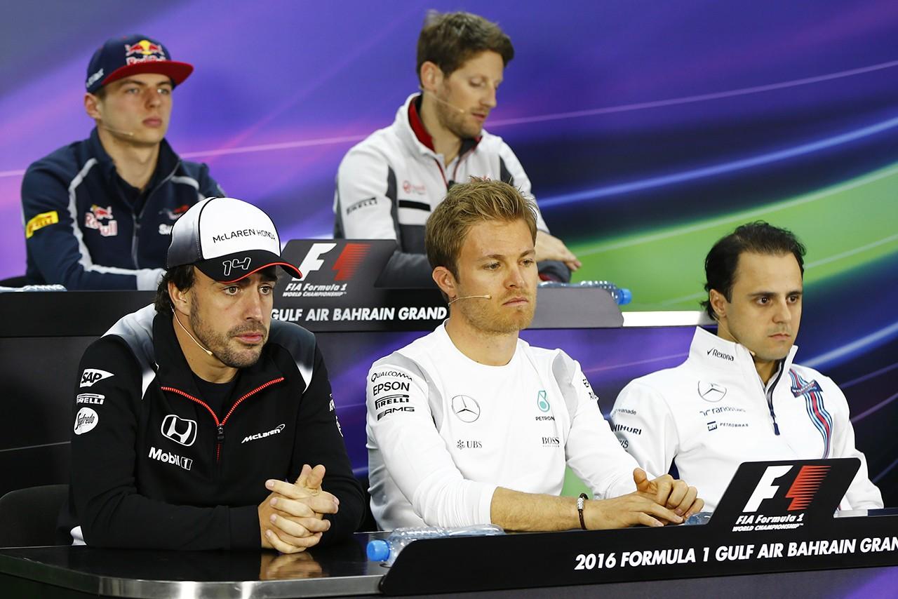 F1第2戦バーレーンGP