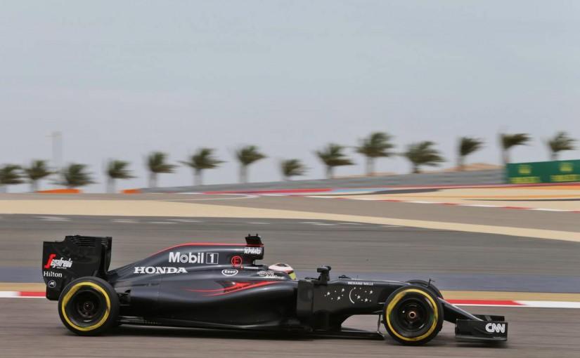 F1   【タイム結果】F1第2戦バーレーンGP フリー走行1回目