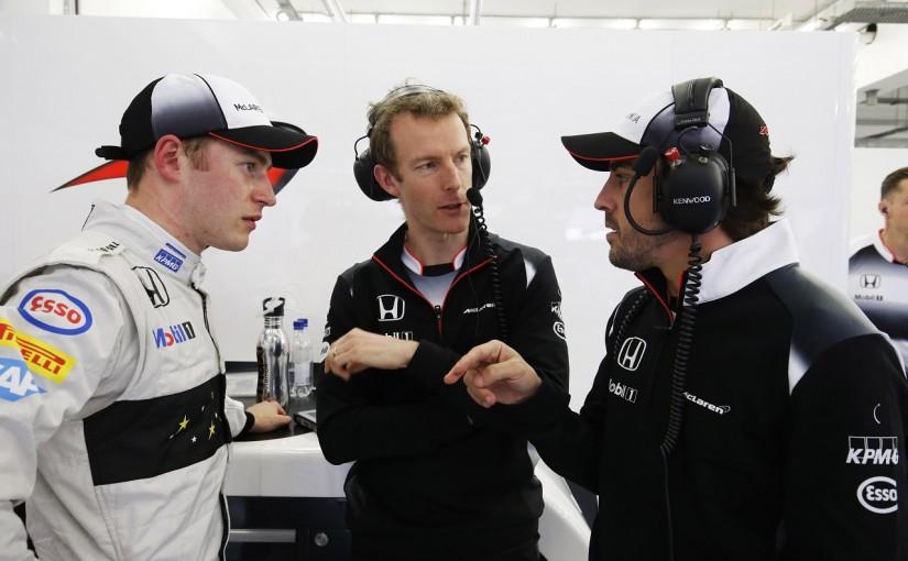 F1 | バンドーン「アロンソに感謝。つきっきりで助けてくれた」:マクラーレン バーレーン金曜