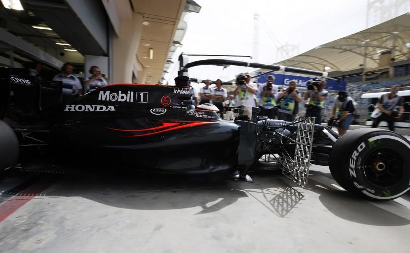 F1   ホンダ「パワーユニットは一日中 好調。セットアップを順調に進めた」/バーレーンGP金曜