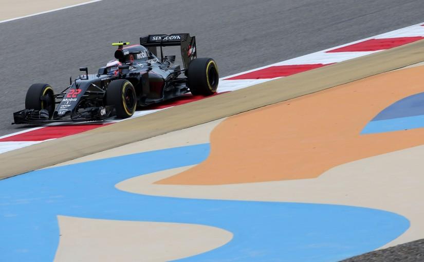 F1 | バトン「メルセデスとの差を縮めた。今日3位なんだから当然予選Q3を狙う!」:マクラーレン・ホンダ バーレーン金曜