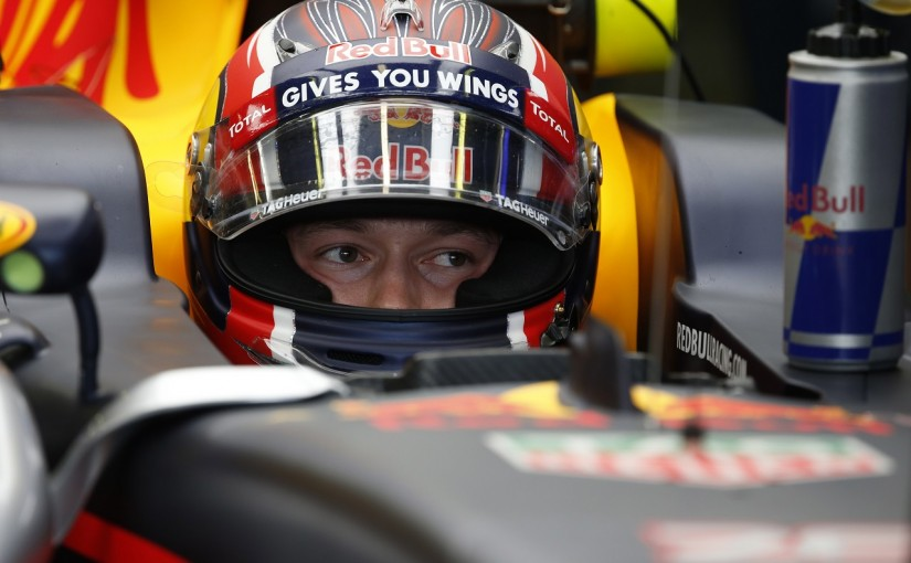 F1 | クビアト「今日のサプライズはマクラーレンの速さ」:レッドブル バーレーン金曜