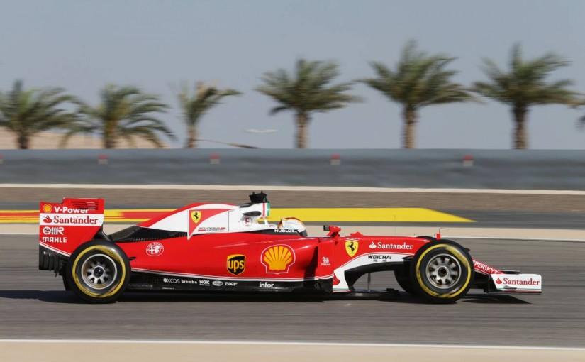 F1 | 【タイム結果】F1第2戦バーレーンGP フリー走行3回目
