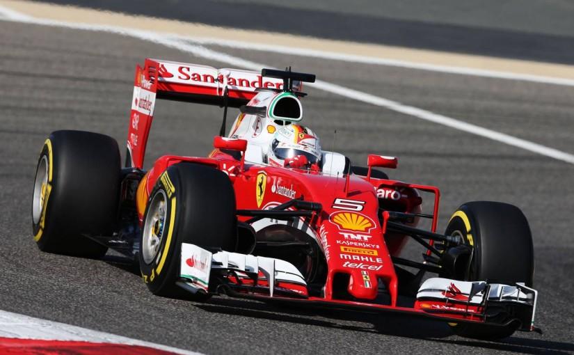 F1   フリー走行3回目はフェラーリがワンツー! ハース2台がトップ10入り