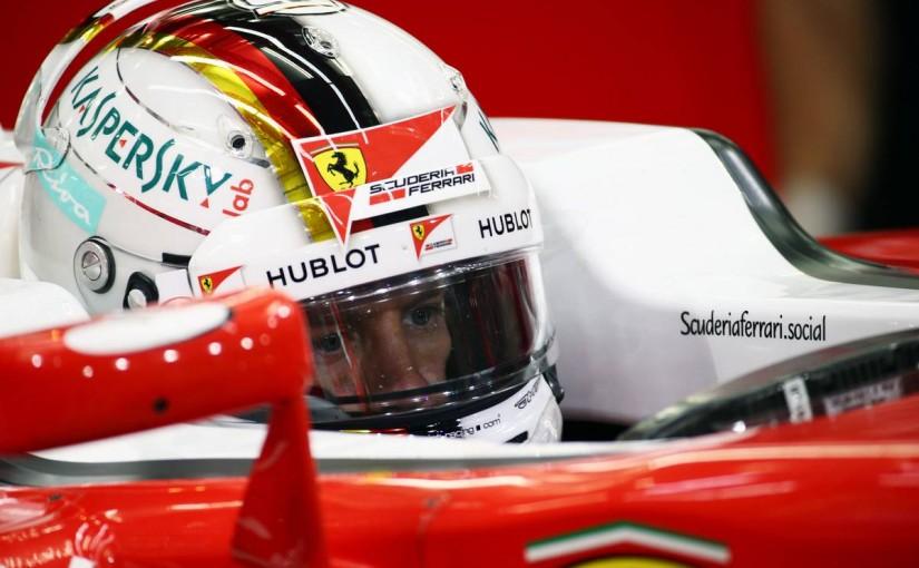 F1 | 予選Q2速報:ベッテル、メルセデスに割って入る。マクラーレン、トロロッソ、ハースが全滅
