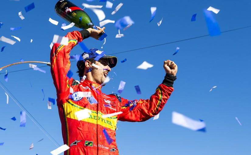 海外レース他 | 前戦失格のディ・グラッシがロングビーチを制し、選手権首位に復帰
