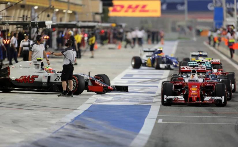 F1   中国GPで「タイム合算方式」予選を導入か、今週木曜に採決