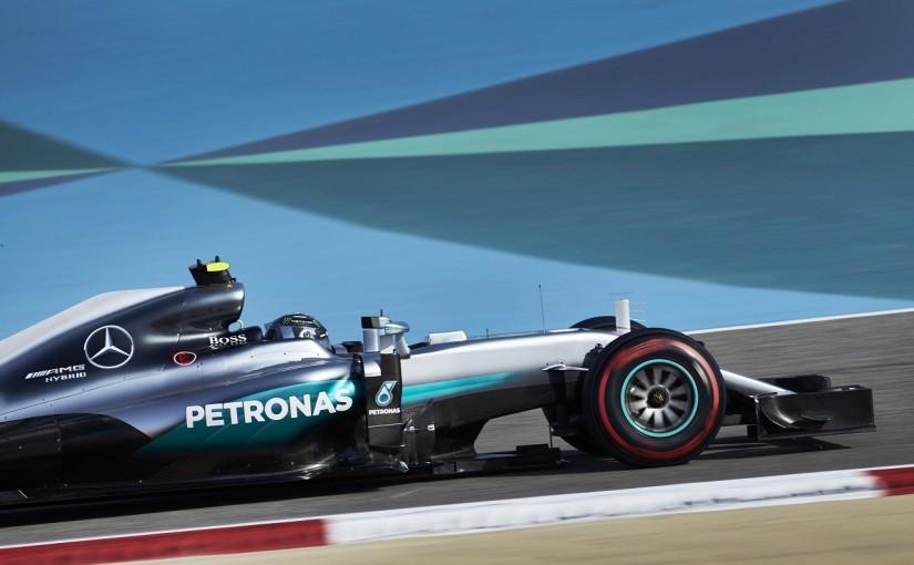 F1 | ロズベルグ「トップだと思ったのに! でもここはPPの重要性は低い」:メルセデス バーレーン土曜