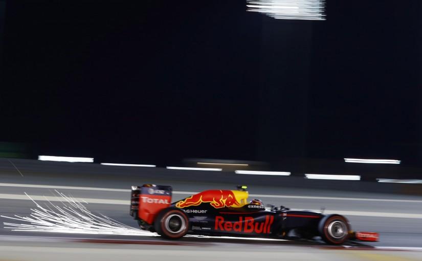 F1 | クビアト「急に速さを失いマシンを信頼できない」:レッドブル バーレーン土曜