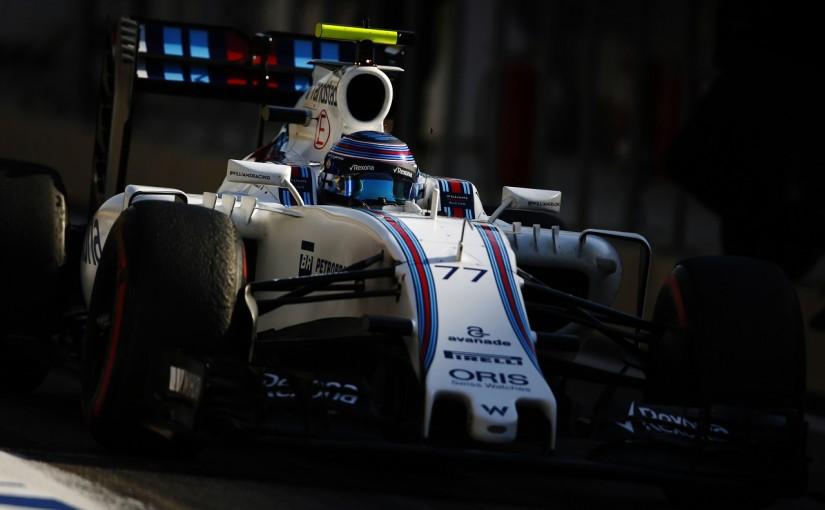 F1 | ボッタス、謎の走行の理由を語る:ウイリアムズ バーレーン土曜