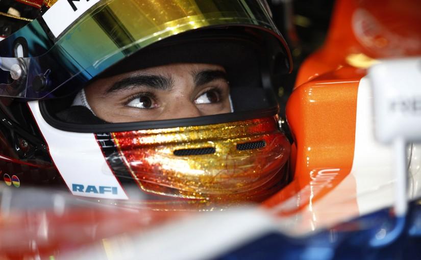 F1   「Q2進出まであと0.2秒。大満足の予選」:マノー バーレーン土曜