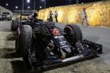 F1 | ホンダ「土曜から異音」。バトンのトラブル原因はまだ不明