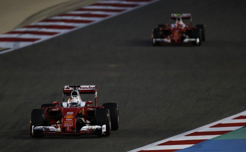 F1   ベッテル「2戦連続のエンジントラブルに驚いた」:フェラーリ バーレーン日曜