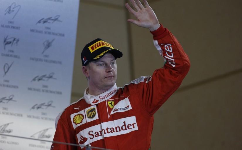 F1 | ライコネン「スタートで勝利の可能性を失ったとは言い切れない」:フェラーリ バーレーン日曜