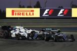 F1 | ハミルトン「スタート失敗。僕だけの責任とはいえない」:メルセデス バーレーン日曜