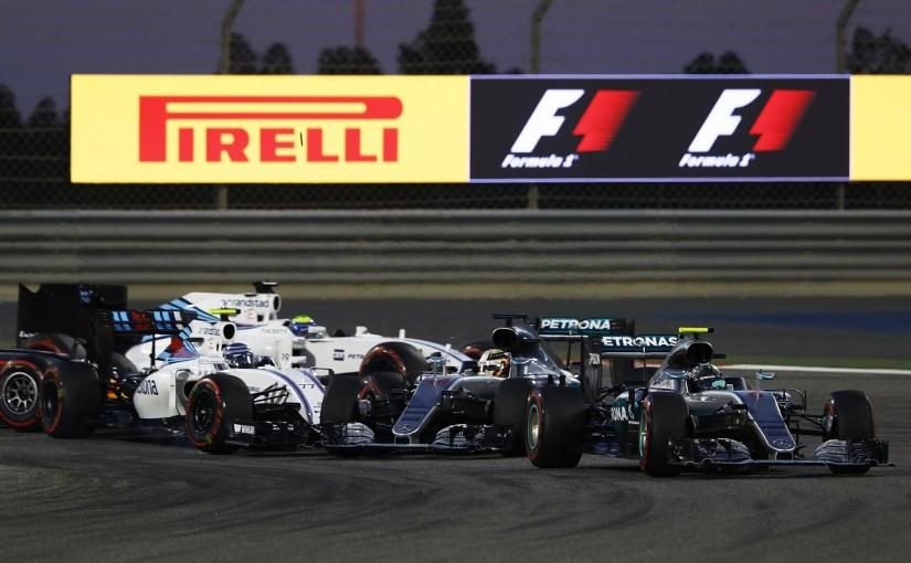 F1 | ハミルトンにグリッド降格ペナルティ。ギヤボックスにダメージ見つかる