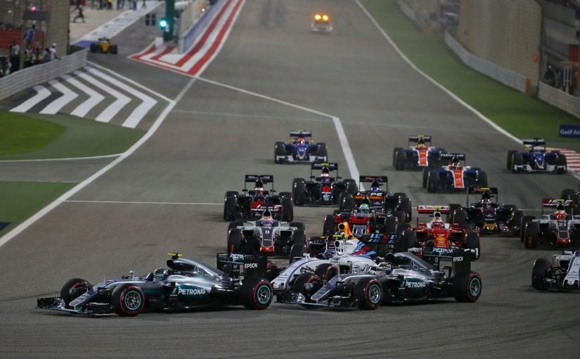 F1 | ボッタス「ペナルティは驚き。レーシングアクシデントだと思うが……」:ウイリアムズ バーレーン日曜