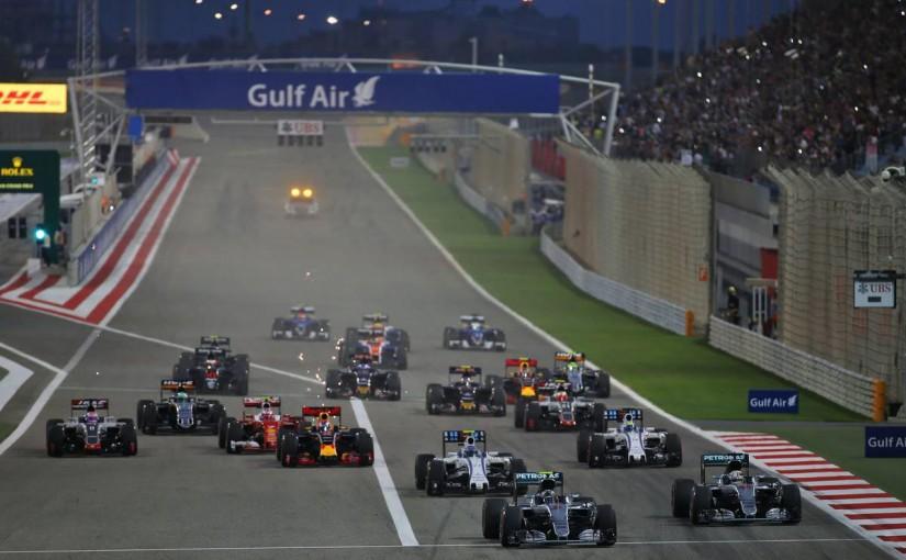 F1 | 【順位結果】F1第2戦バーレーンGP 決勝