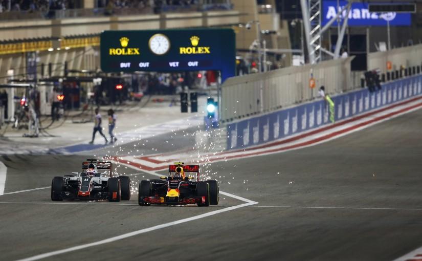 F1 | 「テレビで見ても面白いレースだったはず!」:レッドブル バーレーン日曜