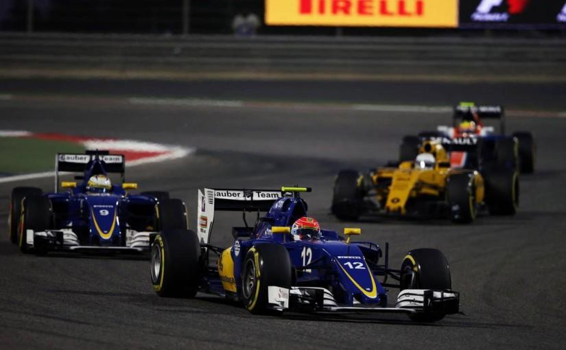 F1 | 「ベスト尽くしたが現状では入賞に届かず」:ザウバー バーレーン日曜