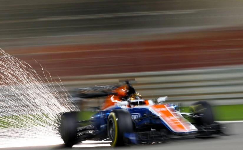 F1 | ウェーレイン「一時は7番手。オーバーテイクを楽しんだ」:マノー バーレーン日曜
