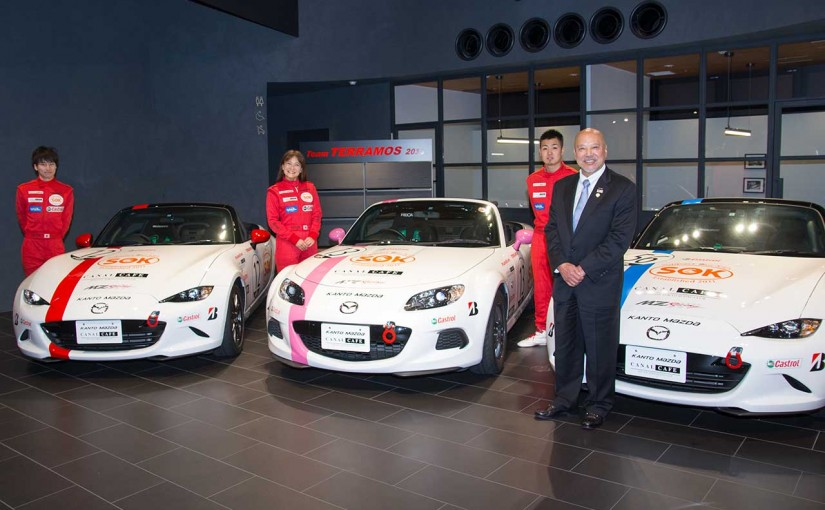 国内レース他 | ミスター・ル・マン率いるTeam TERRAMOSが体制発表。「若者の見本となるドライバー育成」
