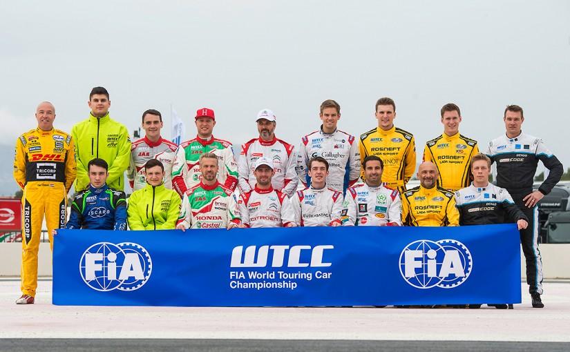 海外レース他   2016年WTCC第1戦ポールリカール 走行全車総覧