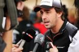 F1 | GP topic:欠場中のアロンソ、生中継に乱入! 口撃されたハーバートは……