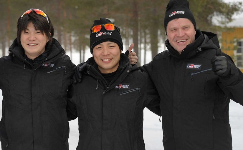 ラリー/WRC | GAZOOラリー育成の勝田と新井、7月末のラリー・フィンランドにスポット参戦