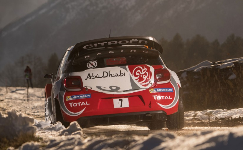 ラリー/WRC | シトロエン、17年WRカー開発スケジュールは「かなりタイト」と認める