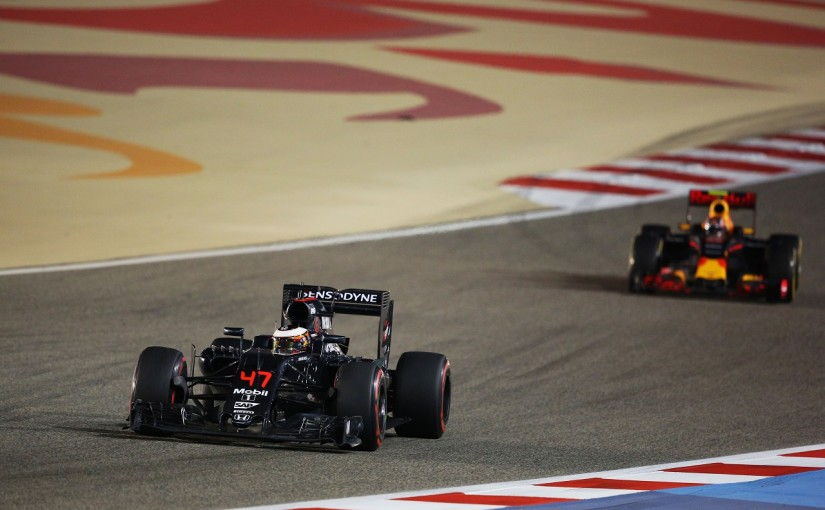 F1 | 「バトンは7位は固かった」とマクラーレン。次戦PUエレメント交換の可能性も