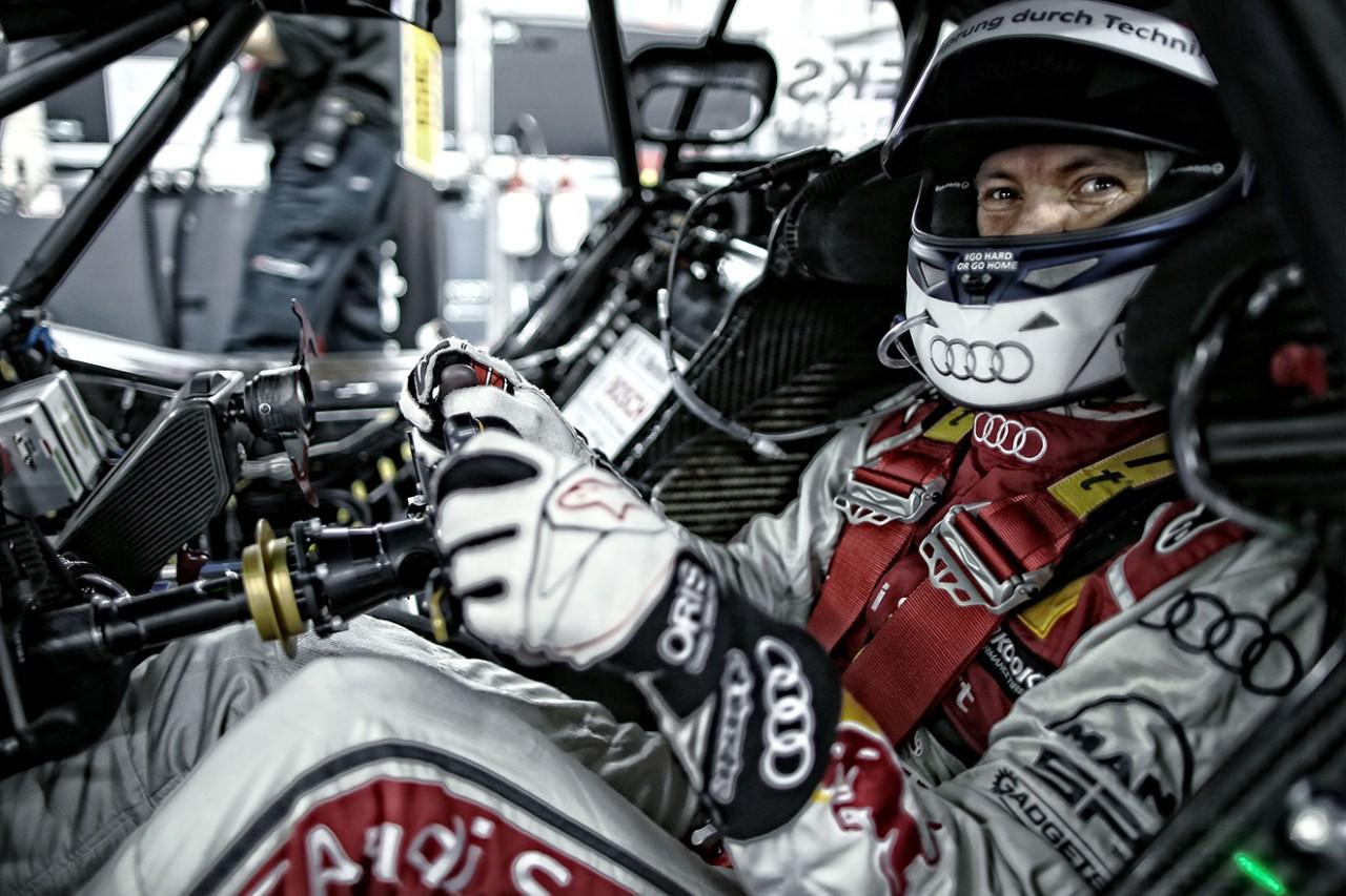 DTMテスト:2日目はブロンクビスト&BMWがトップタイムに