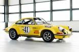 ル・マン/WEC | ポルシェ・クラシックが72年ル・マンクラス優勝車を完璧にレストア