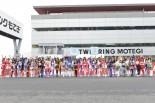 スーパー耐久シリーズ第1戦ツインリンクもてぎ/ファン投票で選ばれたST GIRL 50