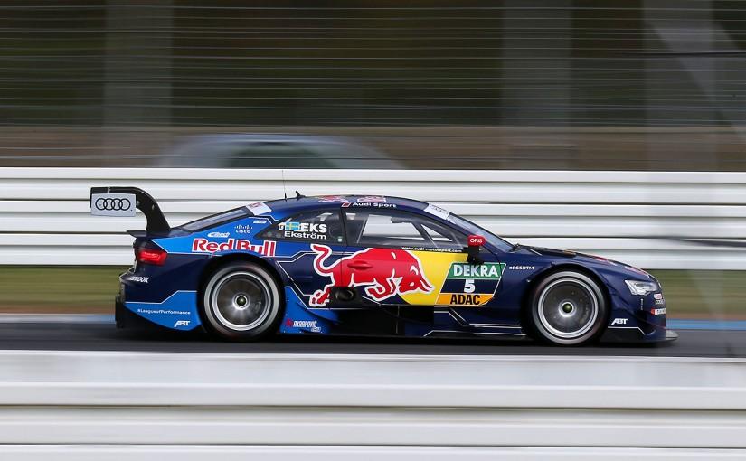 海外レース他   DTM公式テスト:3日目はエクストローム&アウディがベストタイムに