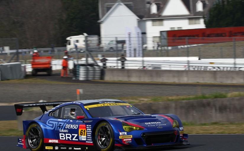 スーパーGT | SUBARU BRZ GT300「まだタイヤを使い切れていない」