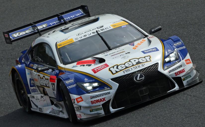 スーパーGT   SGT岡山:GT500予選Q2は平川が最後に驚速ラップで逆転。レコード更新の2年連続PP奪取