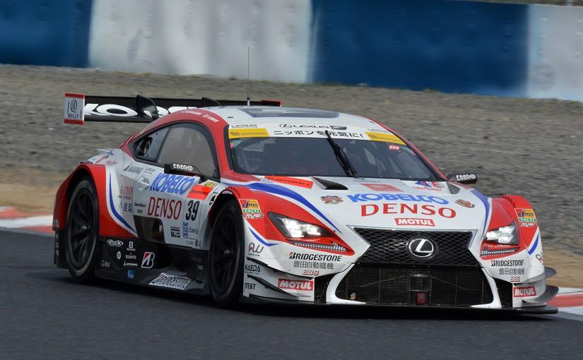 スーパーGT | GT500日曜フリー走行:赤旗2回の混乱の中、DENSO RC Fのコバライネンが最速タイム