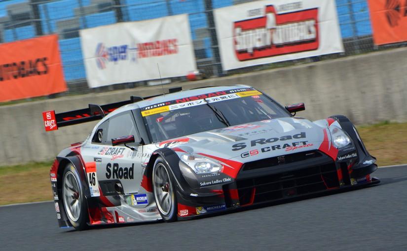 スーパーGT | GT500予選Q1:千代がステップアップ初の予選でいきなりコースレコード更新のトップ通過