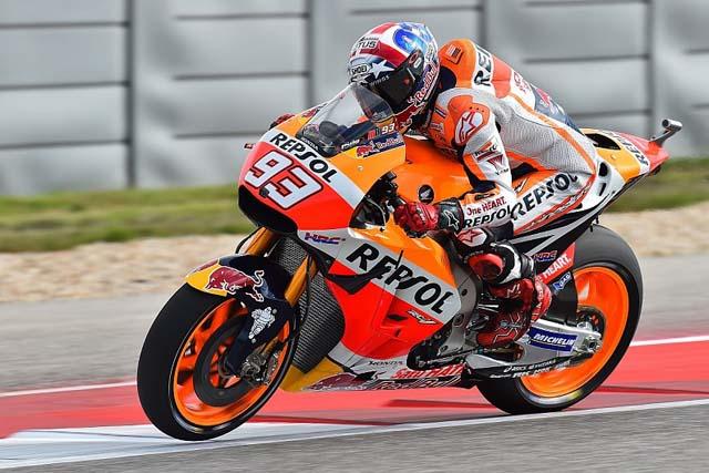 MotoGP   MotoGP第3戦アメリカGP予選:マルケスがCOTAで4年連続ポールポジション獲得