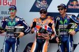 MotoGP | MotoGP第3戦アメリカGP予選トップ3コメント:マルケス「完ぺきなラップではなかった」