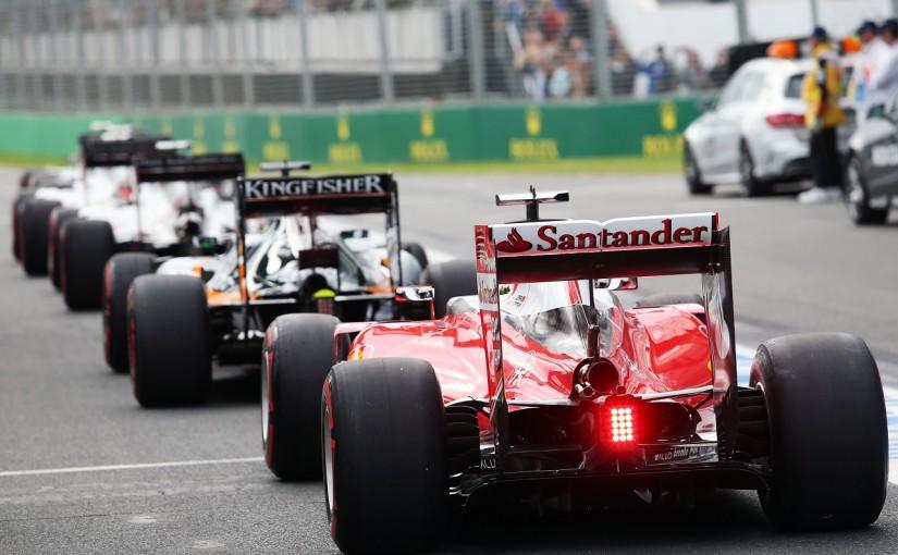 F1   F1予選をレース形式に。来季フォーマット変更は「慎重に」検討中