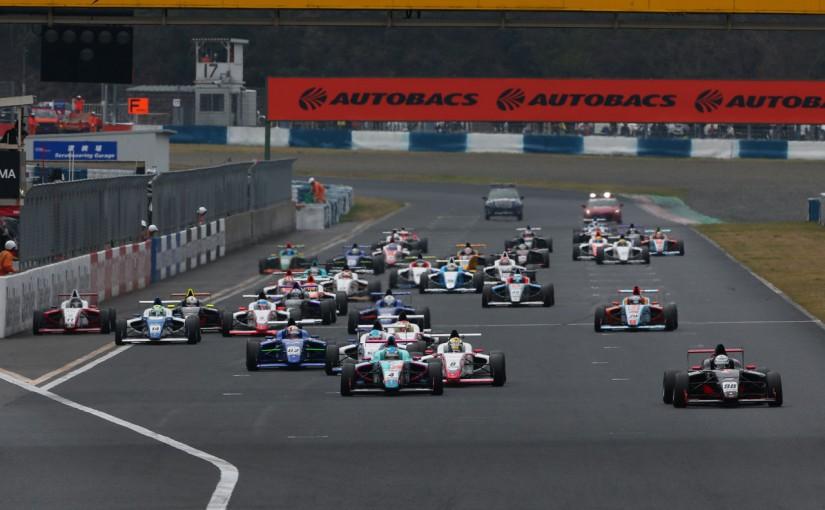 国内レース他 | 【順位結果】FIA-F4選手権岡山:第2戦 決勝