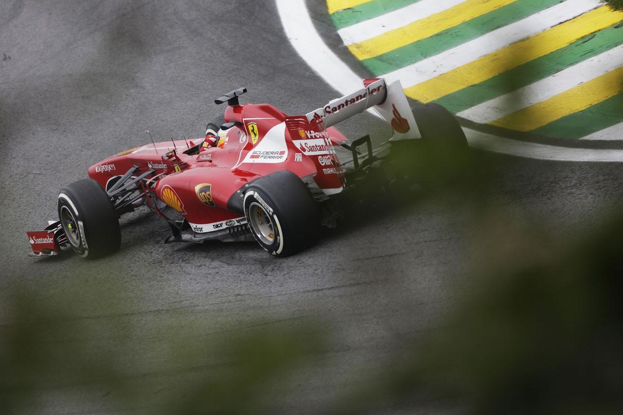 2013年ブラジルGP フェルナンド・アロンソ(フェラーリF138)