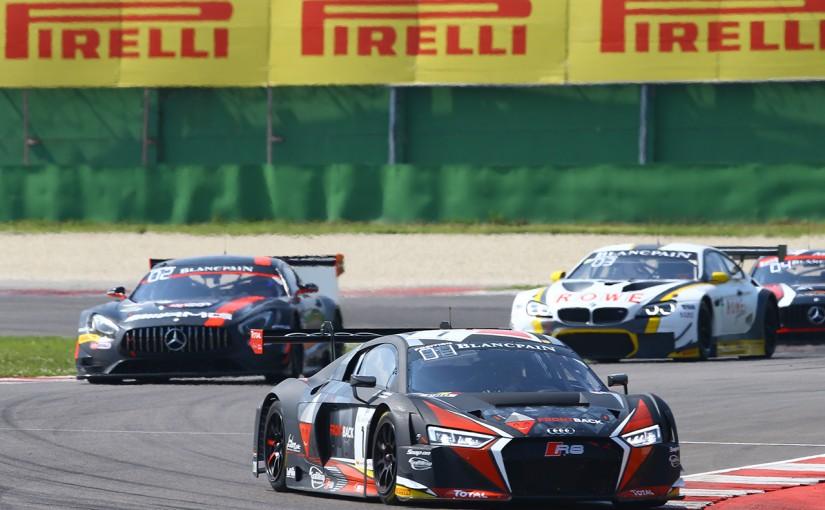 海外レース他 | ブランパン・スプリント開幕戦は、強豪WRTの1号車アウディが制す
