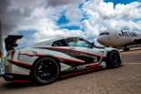クルマ | 川畑真人とニッサンGT-Rがドリフト世界最高速でギネス記録を達成